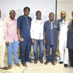 Kunle Afolayan, Loye Amsat, Seun Soyinka, Steve Ayorinde, Mike Dada, Michael Effiong & Bayo Odusami