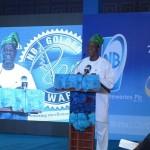 Chairman of Nigerian Breweries Plc, Chief Kola Jamodu, CFR