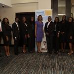 Biola Alabi, Ade Audifferen & G4G fellows