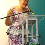 Mrs Dayo Keshi DG NCAC