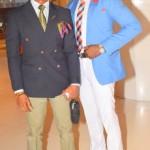 Gideon Okeke & Gbenro Ajibade