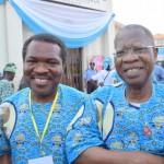 Mr. Bimbo Ashiru and Alhaji Lai Mohammed