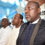 Gov. Aminu Tambuwal and Gov. Rochas Okorocha