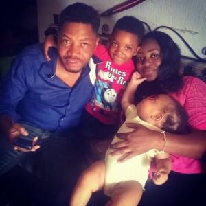 Ernest Obi - family 2
