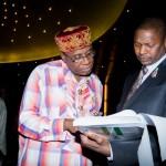 Minister of Transport Rt. Hon. Rotimi Amaechi and Minister of Justice Abubakar Malami