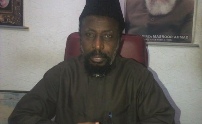 Dr. Moshood Adenrele Fashola