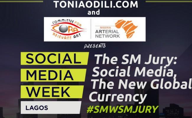 SOCIAL MEDIA WEEK reDESIGN