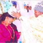 Conferment of Yeye Otunba
