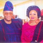 Otunba Tunde Braimoh and Yeye Otunba Yetunde Braimoh