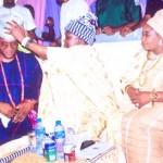 Conferment by Oba Oyebo Balogun