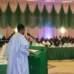 President Muhammadu Buhari declares open, National Economic Council Meeting retreat