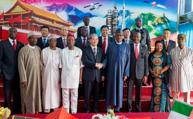 Buhari at NACS 5