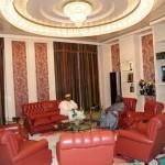 President Muhammadu Buhari and Former President Olusegun Obasanjo