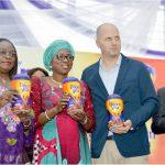 Mrs. Yetunde Oni, Mrs. Bolanle Ambode, First Lady and Roy Naaman
