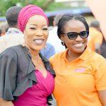 Hajia Yinka Paramole  and Laseinde Abiola