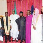 President Buhari  receives Sallah homage