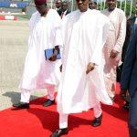 President Muhammadu Buhari travels to Katsina State for the weekend.