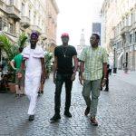 2Baba with Ayeni Adekunle and Abayomi Ajao