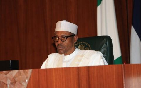 Minister of  as President Muhammadu Buhari presides over Federal Executive Council meeting (FEC)