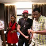 Ayeni, 2Baba and Abayomi Ajao