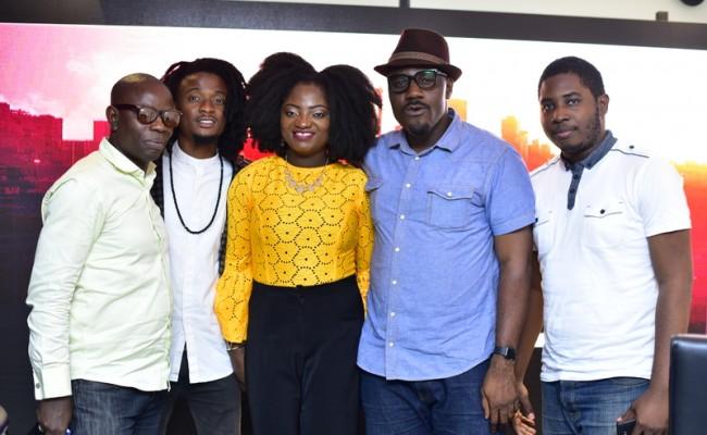 Funsho Arogundade, Ehiz, Tosin Ajibade, Toni Kan and Tosin Adeda