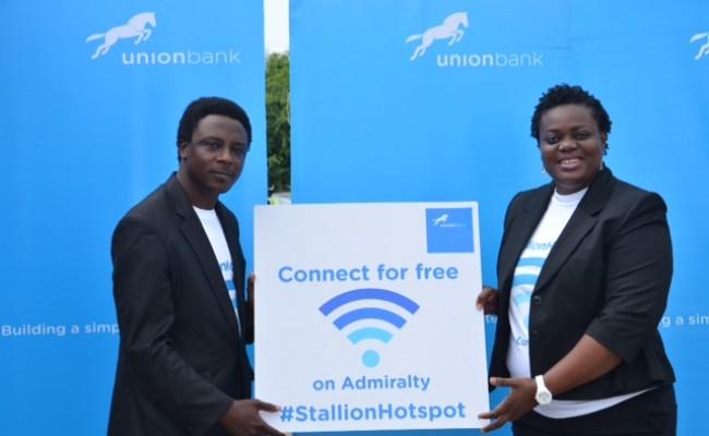 Olufemi Olafusi and Omotola Oyebanjo