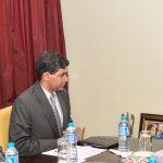 Vice President Prof. Yemi Osinbajo SAN and Mr. B.N. Reddy India High Commissioner