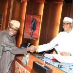 President Muhammadu Buhari sworn-in  Special Adviser on Political Matters, Senator Babafemi Ojodu