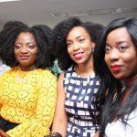 Tosin Ajibade, Eki Ogunbor and Sisiyemmie