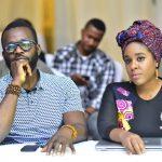 Tosin Odunfa & Brycee Bassey