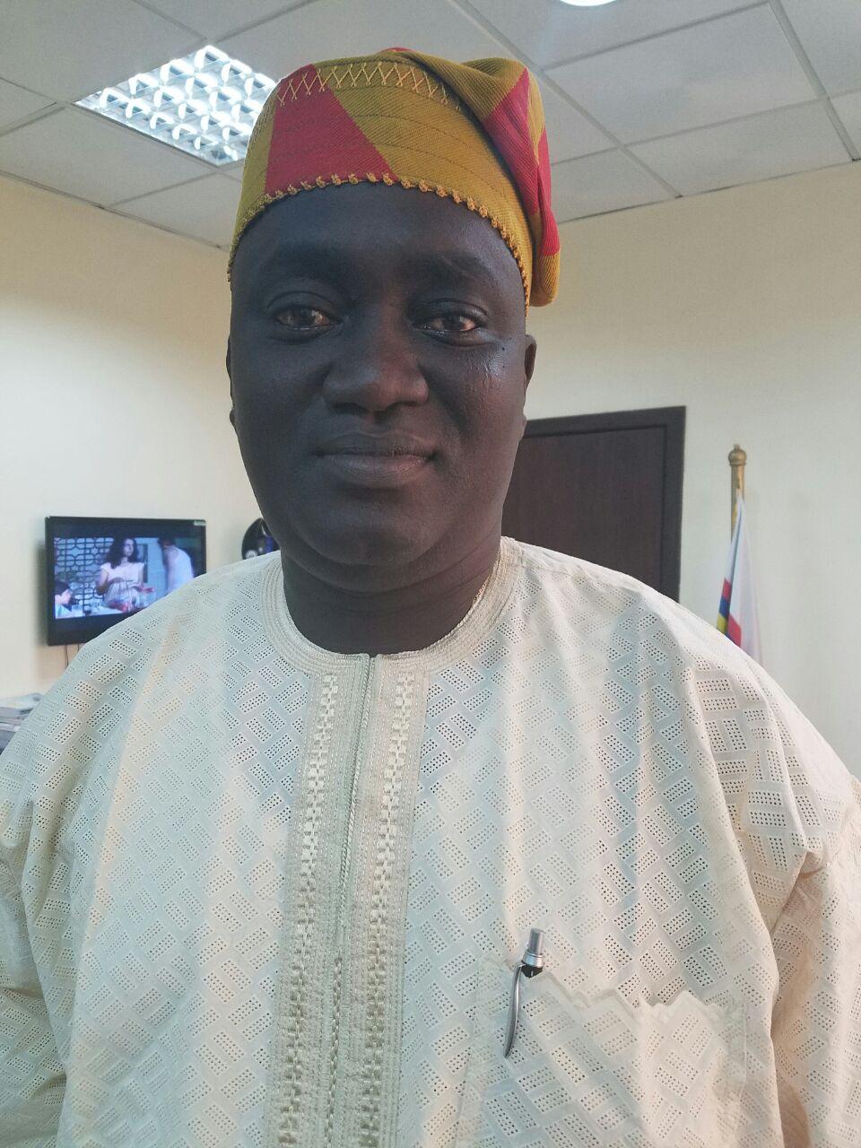 Hon. Olanrewaju Ibrahim Layode