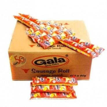 how to make nigerian sausage rolls