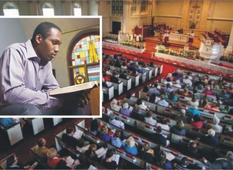 attending-church