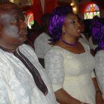 L-R-Mr Emaka Orji, Mrs Heami Nwaosho & Mrs. Luphine Ukaigwe