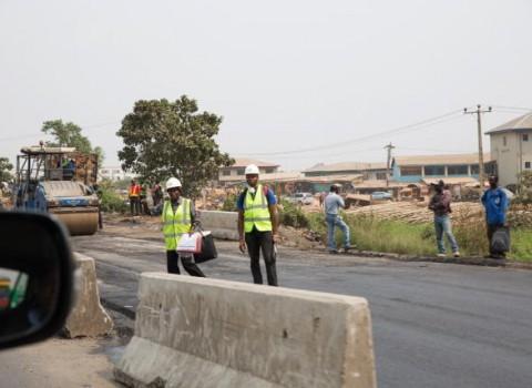 Personnel of Julius Berger Nigeria Plc