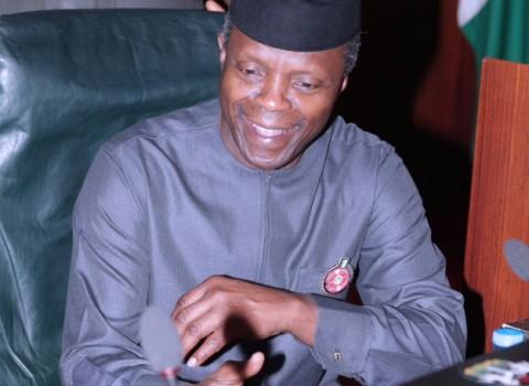 Vice President Yemi Osinbajo