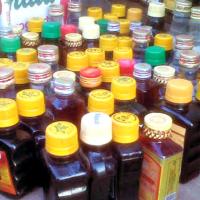 Paraga-alcohol