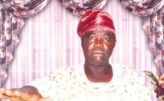 Prophet Olagunroye Faleyimu