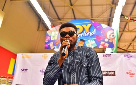 Omobaba-Comedian