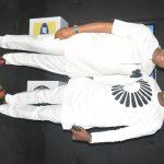 Azuh Arinze and Chuks Nwanne