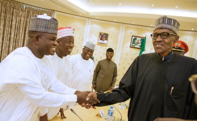 Buhari returns 3