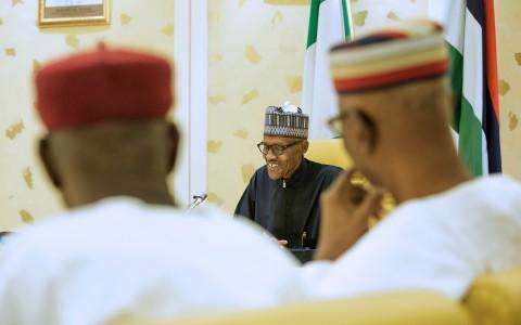 Buhari returns 6