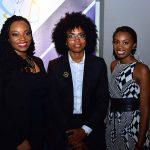 Chichi Nwoko (Network Leader, NABFEME AFRICA), Adaora Mbelu-Dania (NABFEME AFRICA) AND Lamide Akintobi (Ebonylife TV)