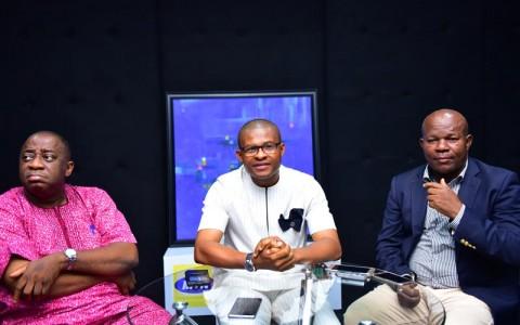 Mr Oluseye Kehinde, Mr.Azuh Arinze, Mr Sylvester Asoya