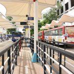 The newly commissioned Tafawa Balewa Square Bus Terminal