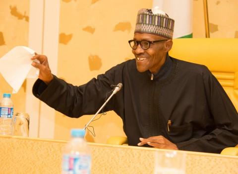 President Muhammadu Buhari Returns to abuja.