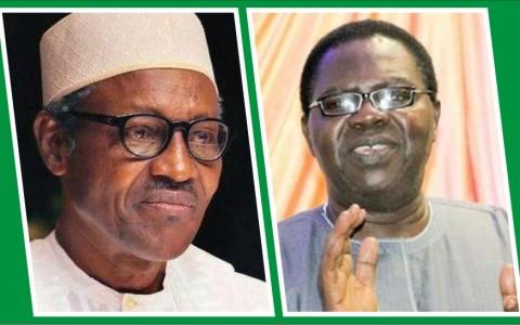 Obey & Buhari