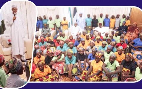 82 Chibok Girls 2