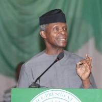 Acting President Yemi Osinbajo