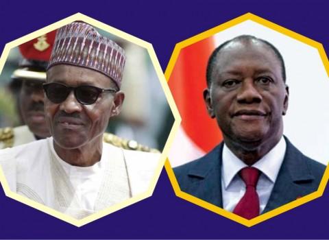 Buhari & Alhassan Ouattara